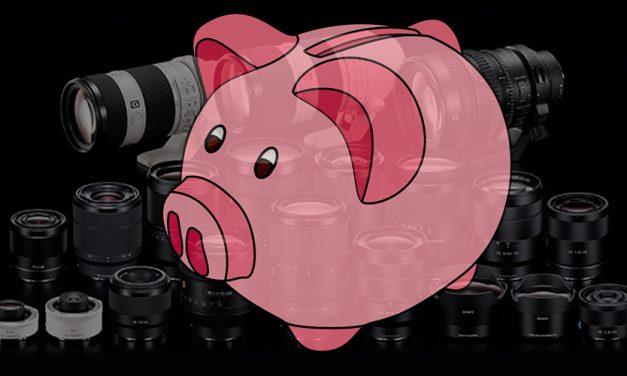 Cashback-Aktionen: Schnäppchen bei Sony, Nikon Fujifilm und Canon