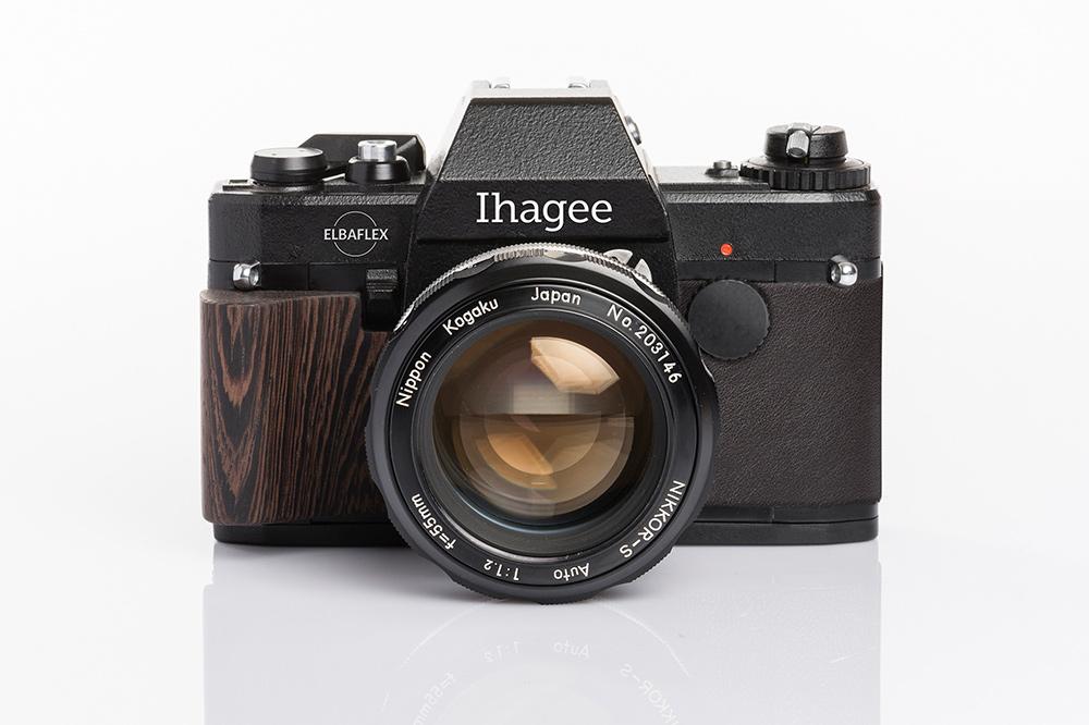 Ihagee Dresden Elbaflex Camera 02