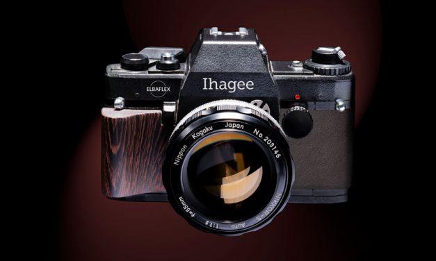 Ihagee ist zurück und präsentiert SLR Elbaflex 35mm mit Nikon-F-Mount