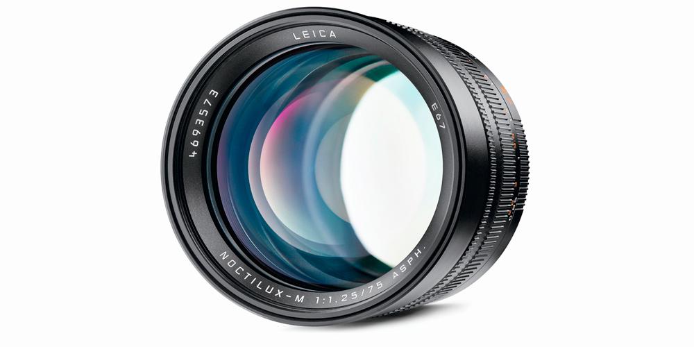Lichtriese von Leica: Noctilux-M 1:1,25/75 ASPH. vorgestellt