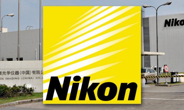 Nikon schließt Fabrik für Kompaktkameras in China