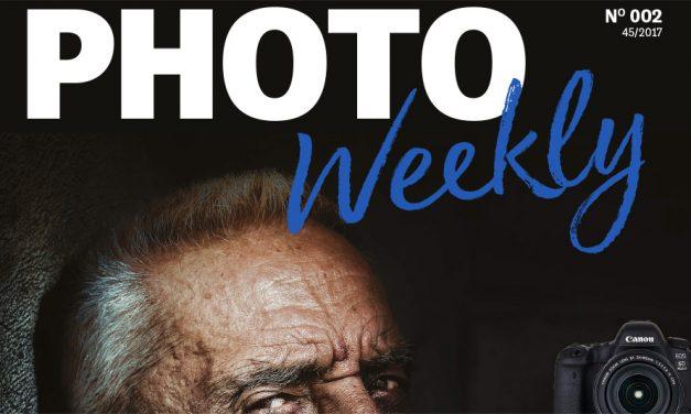 Photo Weekly: 2. Ausgabe erschienen – ab sofort ohne Flash