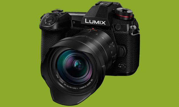Panasonic präsentiert Spiegellose Lumix G9 und Tele Leica DG Elmarit 200mm/F2.8 (aktualisiert)