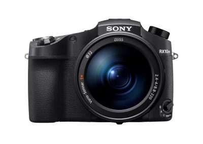 RX10 IV Front