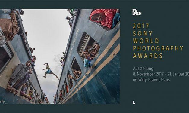Sony World Photography Awards Ausstellung 2017 wird heute Abend in Berlin eröffnet