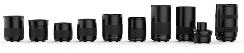 Angekündigt: Tele und lichtstarkes Objektiv für Hasselblad X1D
