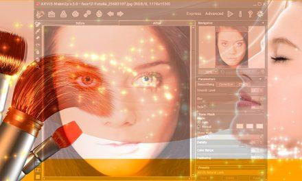 Akvis MakeUp 5.0: Automatische Porträtretusche will jetzt noch besser sein