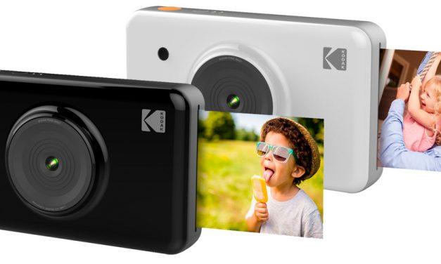 Sofortbildkamera Kodak Mini Shot gesichtet