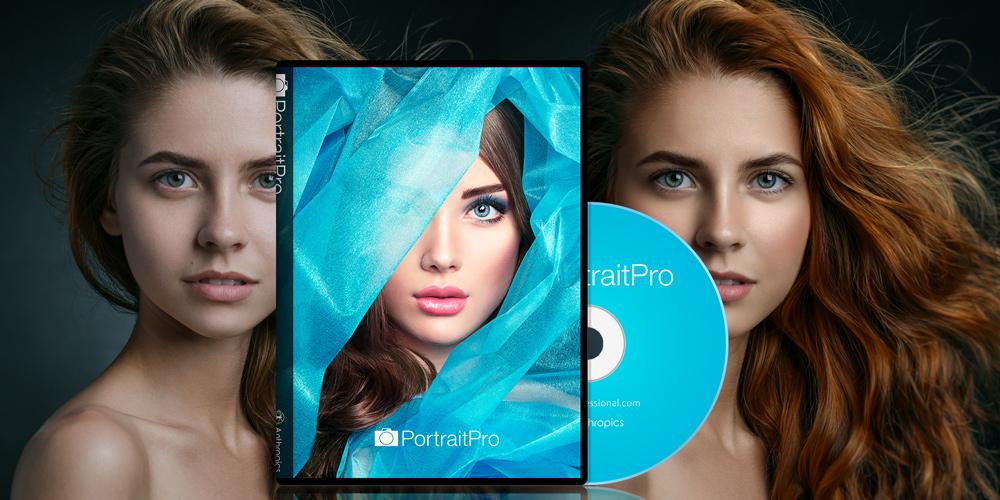 Automatische Porträtverbesserung PortraitPro 17 auf Deutsch erschienen