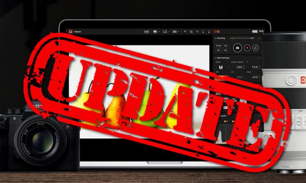 Sony veröffentlicht Software- und Firmware-Updates