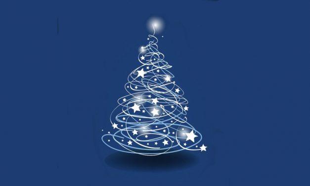Wundervolle Weihnachten 2017 und ein zauberhaftes 2018!