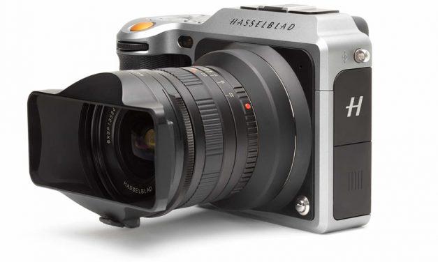Für X1D: Hasselblad bringt Adapter für XPan-Objektive