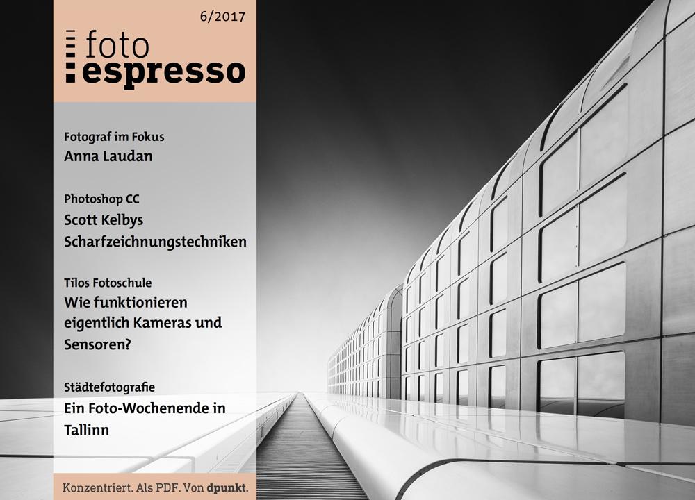 fotoespresso 6/2017 Titel