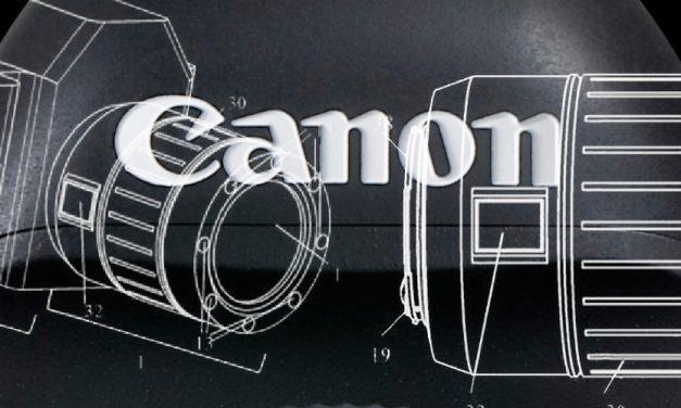 Canon patentiert Fingerabdrucksensor für Kameras und Objektive