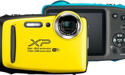 Wasserdicht und stoßfest: Fujifilm präsentiert Outdoor-Kamera XP130 (aktualisiert)