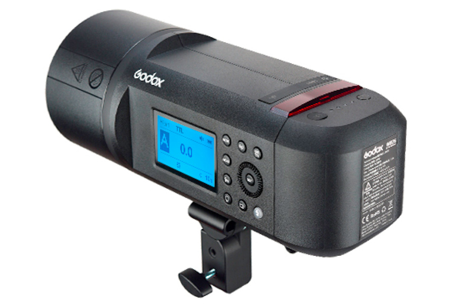 GODOX AD600 PRO back