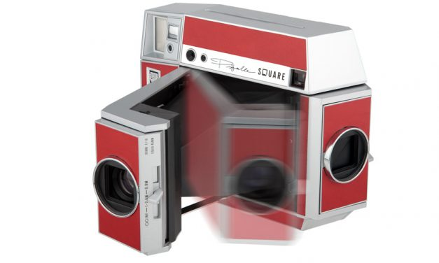 Lomo'Instant Square: Reich ausgestattete Sofortbildkamera