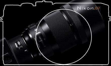 Spiegellose von Nikon: Arbeitet Sigma bereits an Objektiven?