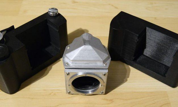 PONF – die nächste modulare Spiegelreflexkamera
