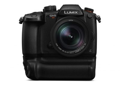 Panasonic LUMIX GH5S Front 1