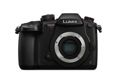 Panasonic LUMIX GH5S front