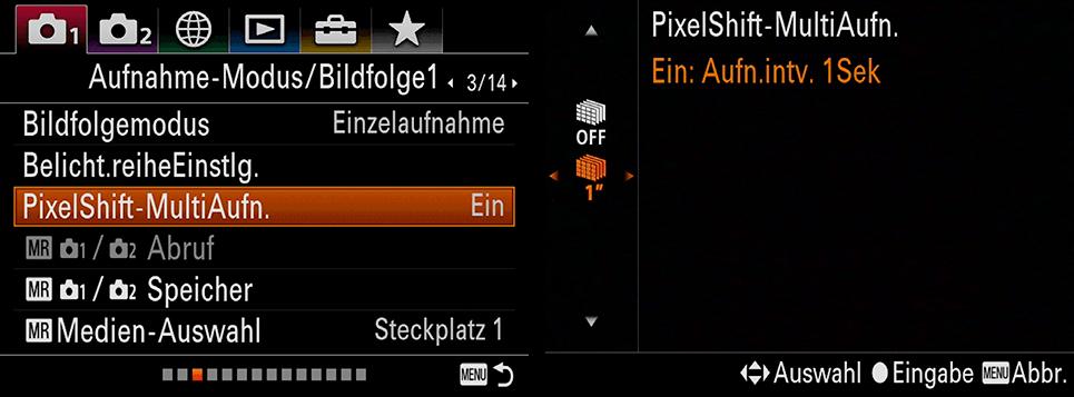 PixelShift