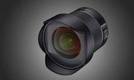 Für Canon: Weitwinkel Samyang AF 14mm F2.8 EF vorgestellt