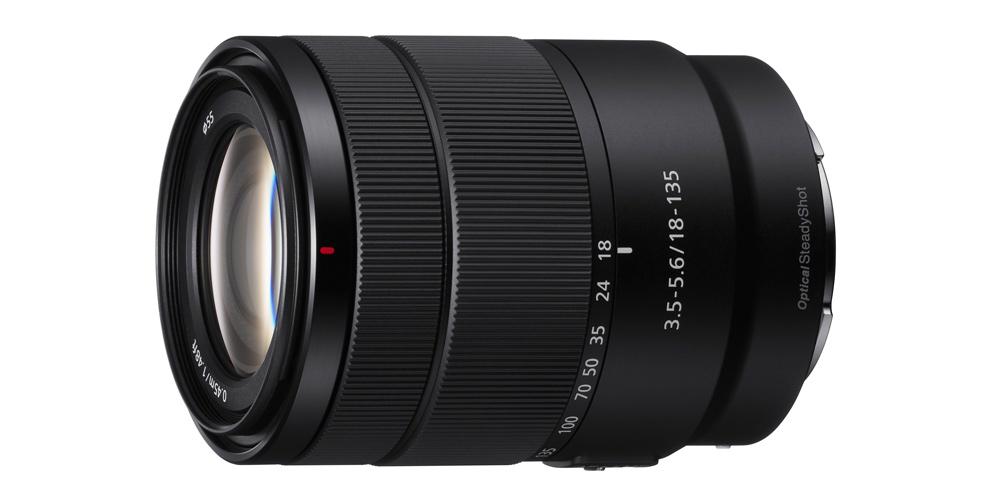 Neu von Sony: 7,5fach-Zoom E 18-135mm F3.5-5.6 OSS für Alpha-6000-Familie (aktualsiert)