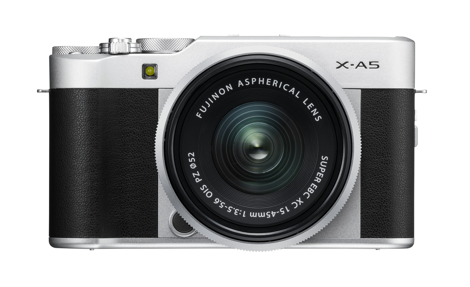 X-A5_Silver_Front_XC15-45mm_03_Titel