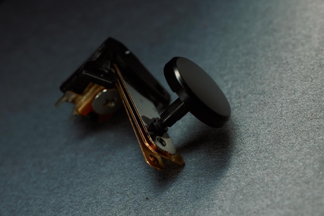 02 Fujifilm X-H1 Auslöser Mechanik