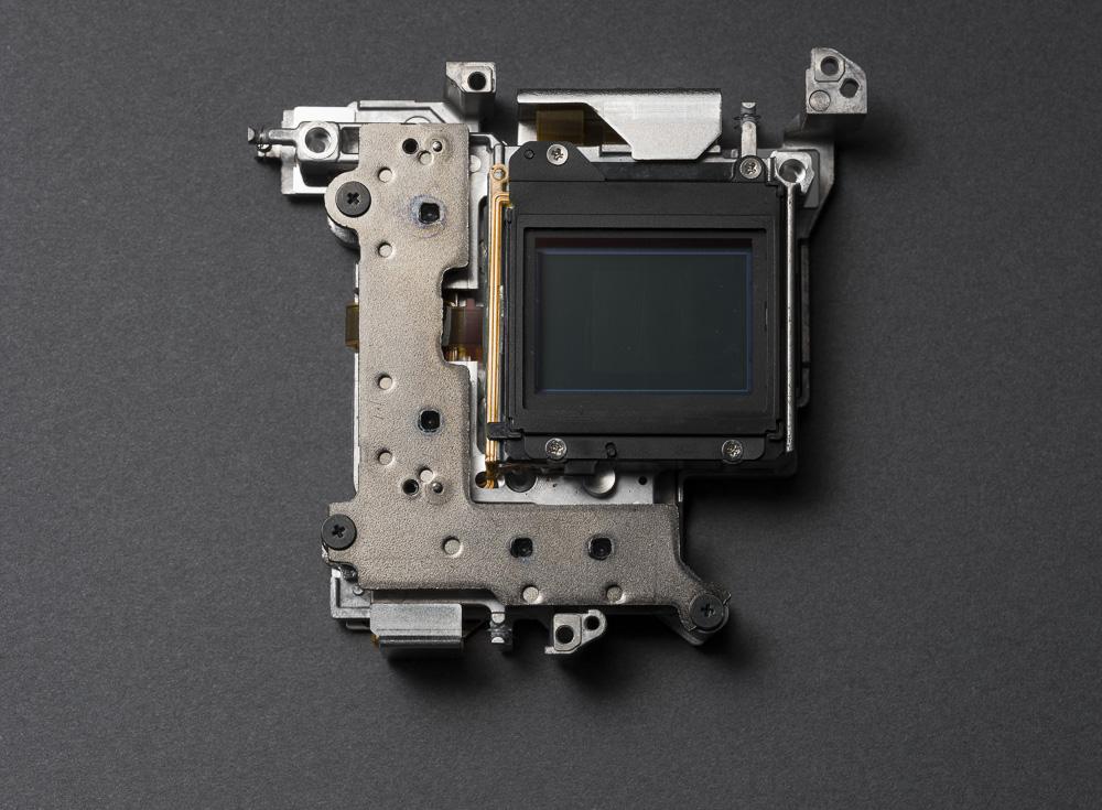 Fujifilm X-H1 Verschluss