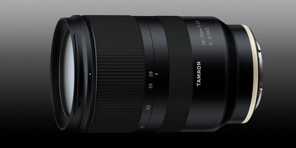Auch für Nikon? Tamron 28-75mm F/2.8 Di III RXD für spiegellose Kleinbildkamera angekündigt