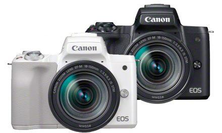 Canon EOS M50: Solide Spiegellose mit 4K-Video und 24 Megapixel (aktualisiert)