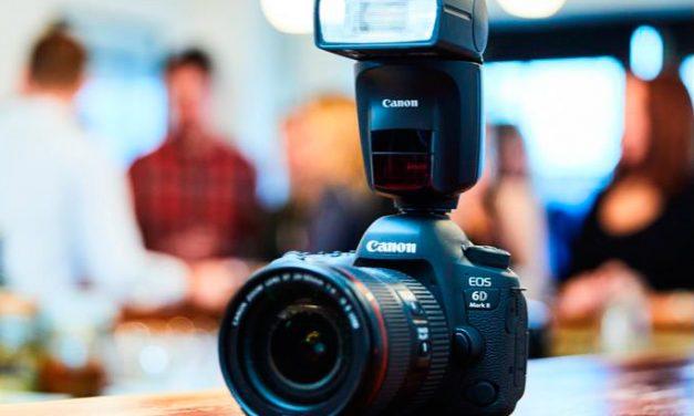 Canon Speedlite 470EX-AI: Das erste Blitzgerät, das seinen Reflektor automatisch ausrichtet (aktualisiert)