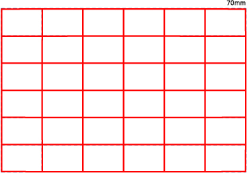Effektive Verzeichnung 70mm F 2.8 DG MACRO