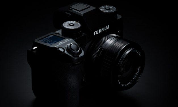 Fujifilm präsentiert X-H1 mit integriertem Bildstabilisator (aktualisiert)
