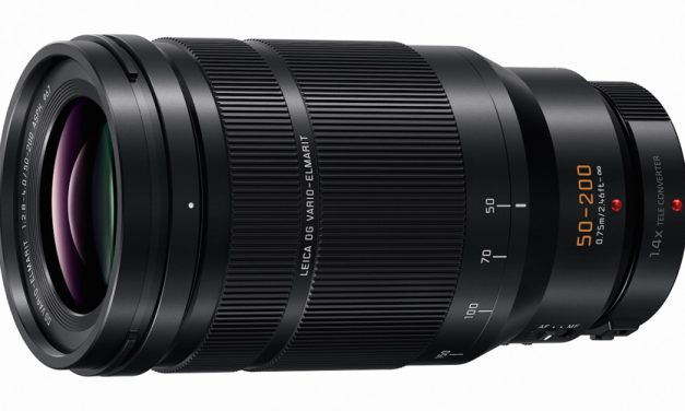 Panasonic bringt Leica DG Vario-Elmarit 50-200mm/F2,8-4,0 ASPH/O.I.S