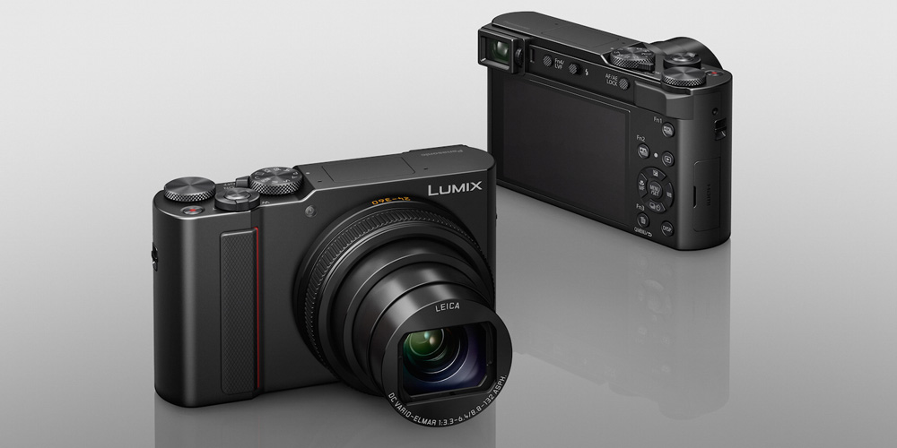 Panasonic bringt Reisezoomer Lumix TZ202 mit 15fach-Zoom