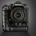 Neu von Pentax: K-1 Mark II mit verbesserter Pixel Shift Resolution