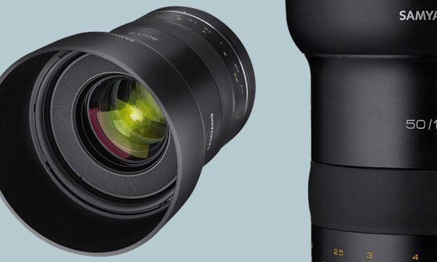 Neu von Samyang: XP 50mm F1.2 für Canon EF-Mount