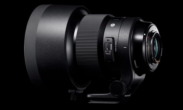 Sigma präsentiert 105mm F1.4 DG HSM | Art