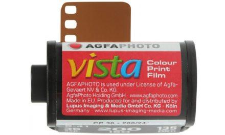 Farbnegativfilm Agfa Vista wird offenbar nicht mehr produziert