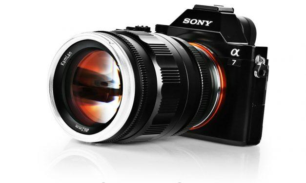 Kamlan 55mm F/1.2 – preiswerter Lichtriese für Sony E-Mount