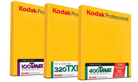 Kodak T-MAX- und TRI-X-Planfilme ab sofort als Box mit zehn Blatt erhältlich