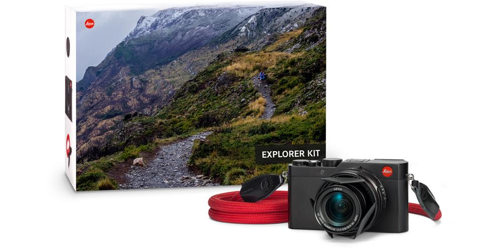 Leica bringt die D-Lux im Explorer Kit