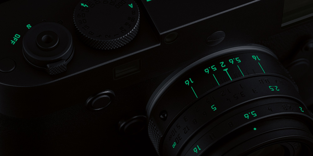 """Leica bringt M Monochrom (Typ 246) als nachtschwarze """"Stealth Edition"""""""