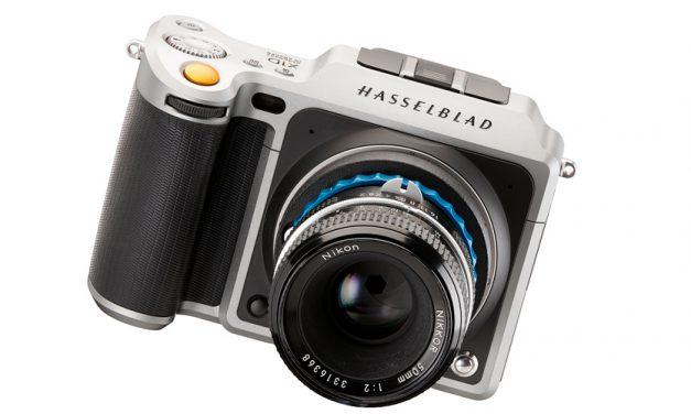 Novoflex adaptiert Kleinbild- und Mittelformatobjektive an Hasselblad X1D