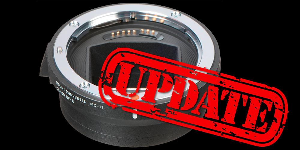 Firmware-Update für Sigma MC-11 Adapter bringt neue Funktionen