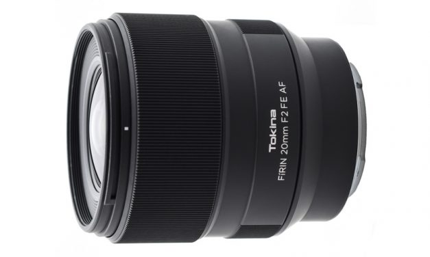 Jetzt mit Autofokus: Tokina Firin 2/20 mm für Sony-E-Mount