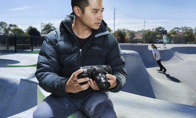 Blackmagic Pocket Cinema Camera 4K: Videokamera im Micro-Four-Thirds-Format